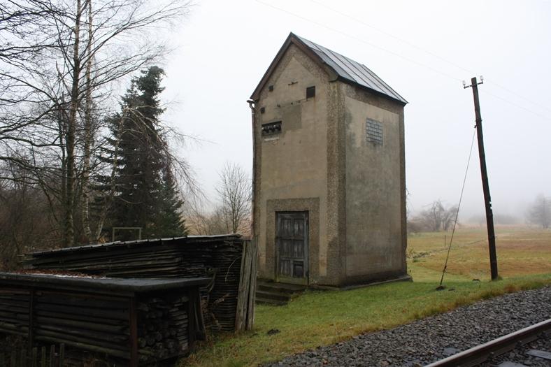 Trafotuerme in und um Oberwiesenthal